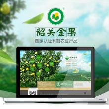 【企业网站】金果园