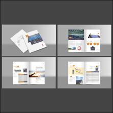太阳能 画册设计