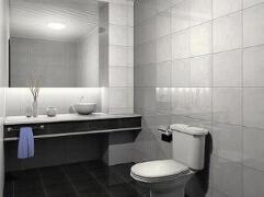 多种风格的家庭卫生间装修图案例欣赏