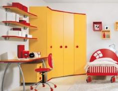 连小孩都喜欢的儿童卧室装修设计欣赏