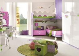 格调很好的儿童卧室装修效果图