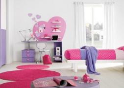 10张可爱的儿童卧室设计欣赏