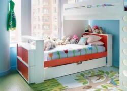 卡通动漫儿童房卧室装修效果图设计欣赏