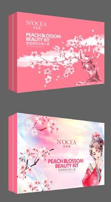 包装设计/美妆类目包装设计/中国风包装设计