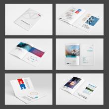 安泰环境工程 画册设计