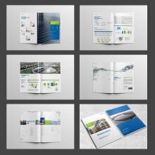 安邦环保 画册设计