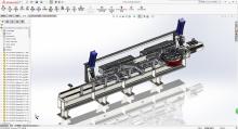 机械设备3D方案设计