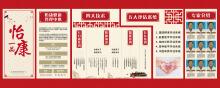 怡康国际展板设计