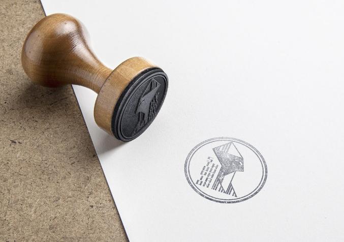原木印章logo设计作品欣赏