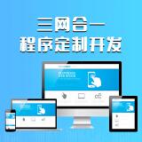 专业级企业公司官网【三网合一】电脑手机微信搭建