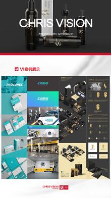 企业VI设计/品牌视觉形象打造/店铺视觉形象/