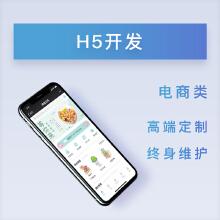 威客服务:[107526] 手机网站开发 电商类型