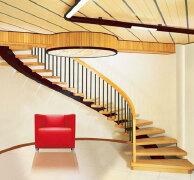 如此楼梯扶手设计,真是太赞了!