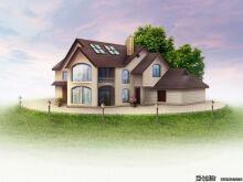 威客服务:[108571] 别墅设计--别墅室内设计--别墅建筑设计