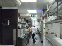 酒店商用厨房设计装修图片欣赏