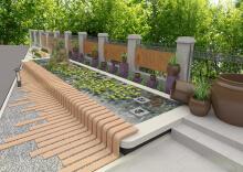 小学景观设计