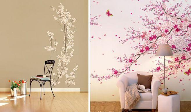超唯美的手绘墙欣赏