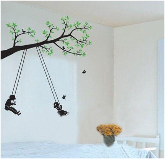 创意手绘墙欣赏