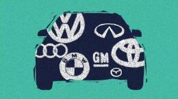 私家车广告营销路子广,下面几个汽车广告你pick谁?