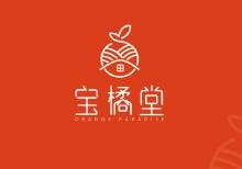 宝橘堂鲜果批发logo及包装