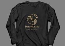Rounders圆场酒吧及vi设计