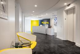 办公室设计装修中不容忽视的地方——前台设计