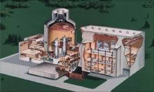 核电站虚拟仿真展示系统