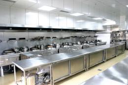 饭店厨房设计注意事项和要求