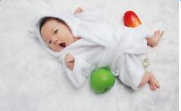 50条宝宝满月祝福语分享
