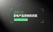 营销策划-小家电产品营销案