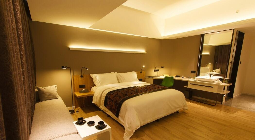 酒店客房灯具的选择及光源要求是什么?