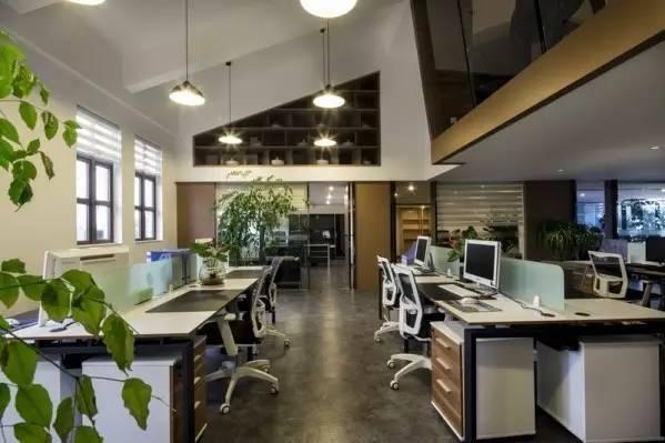 loft办公空间如何装修?