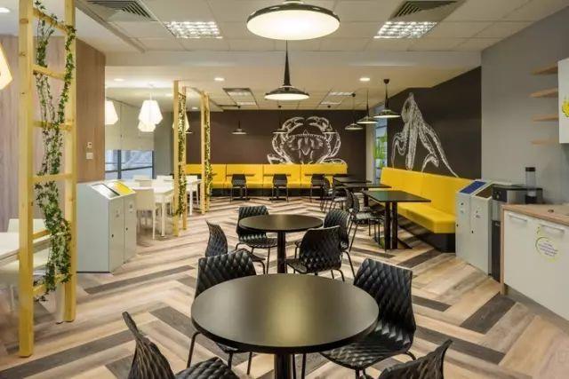 国外办公空间设计欣赏!