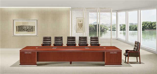 布置办公室会议桌的三大原则