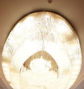 宾馆酒店大厅天花水晶灯饰