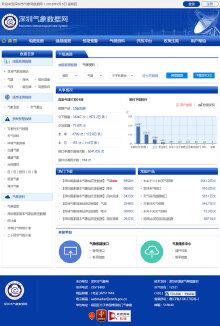 深圳气象数据网