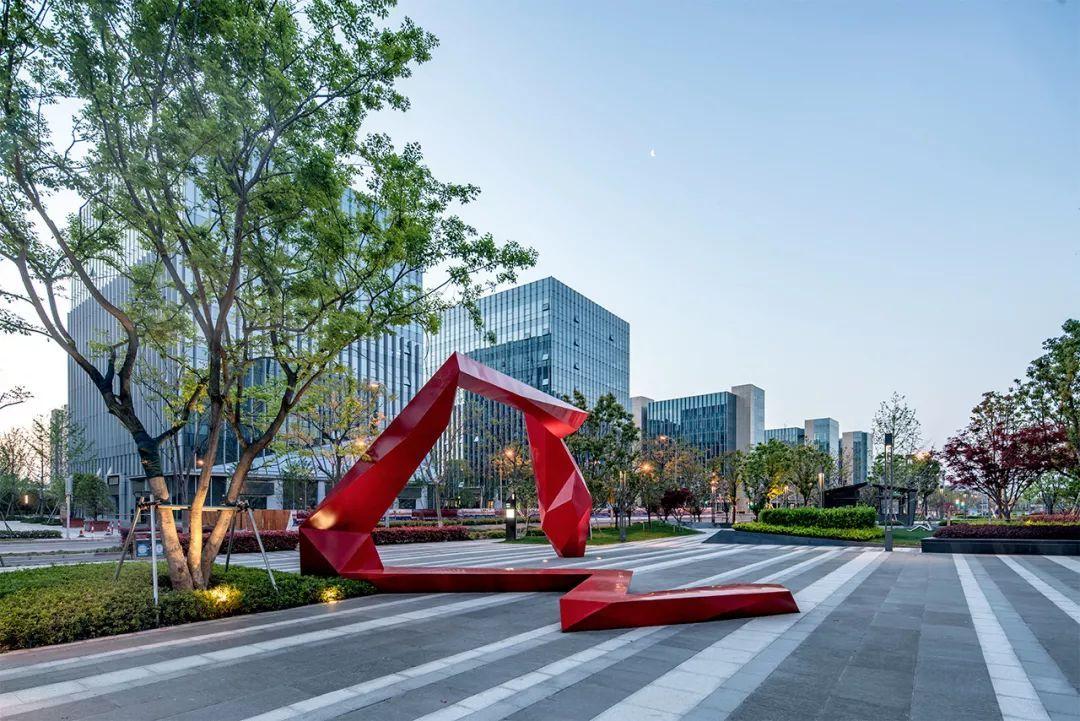 拒绝单调,无趣,商业广场景观设计就要这样!