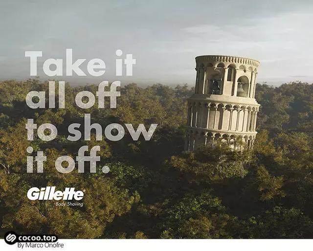 广告设计中的想象!非空想