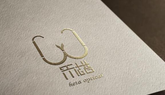 禾塔眼镜店LOGO设计7种方案欣赏