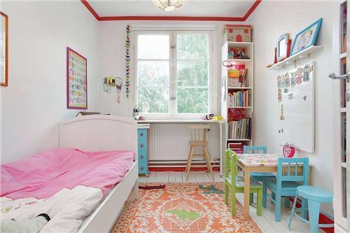儿童房装修知识,儿童房应该怎么装修设计