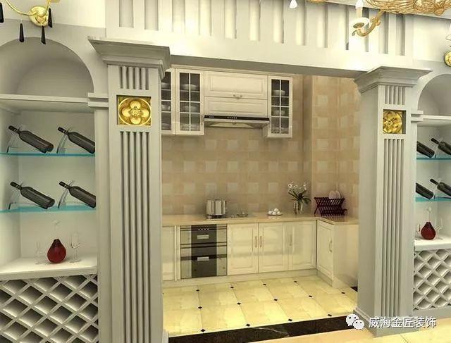 酒柜室内设计装修效果图
