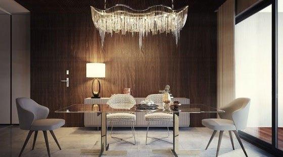 餐厅装修方式有哪些?现代风格餐厅装修设计案例!