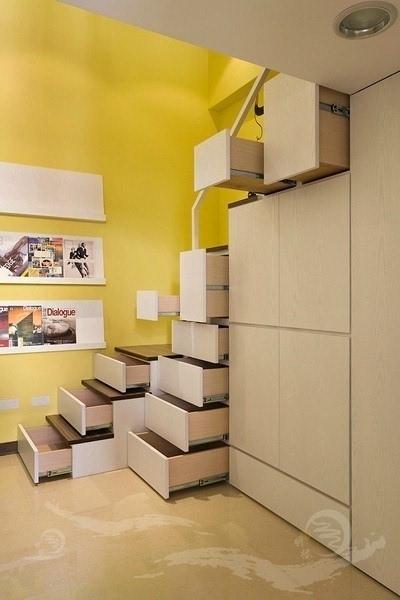 一居室小户型房子也能五脏俱全 一居室小户型装修图