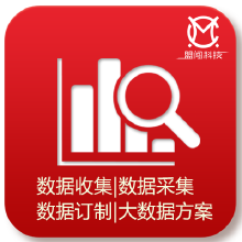 威客服务:[112555] 数据收集|数据采集|数据订制|大数据方案