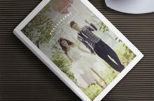 婚纱宣传册