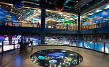 威客服务:[112885] 水生态科技展馆