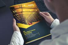 DHL国际快递服务画册
