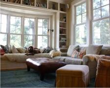 飘窗设计的五个妙法