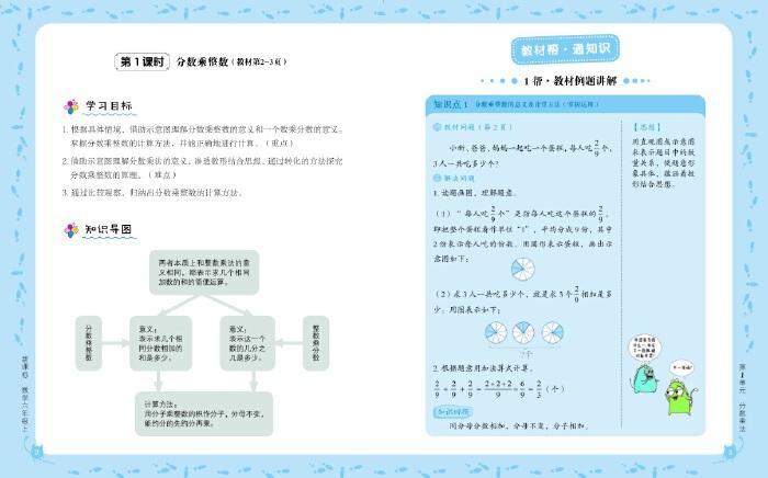 小学教辅内文版式设计
