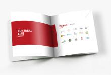 景瑞物业招商手册设计